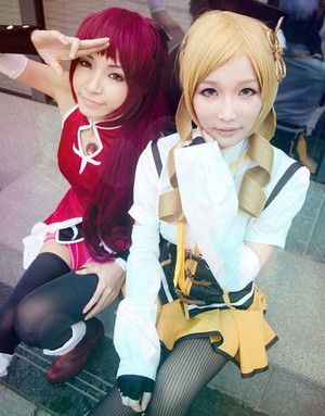 佐倉杏子と巴麻美